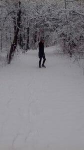 Marta nieve